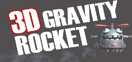 3D Gravity Rocket