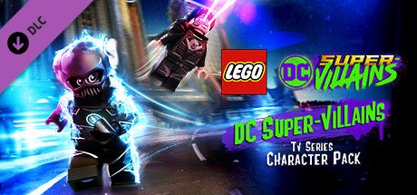 LEGO® DC TV Series Super-Villains Character Pack