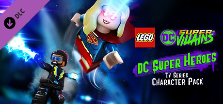 Lego Dc Tv Series Super Heroes Character Pack On Steam