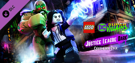 LEGO® DC Super-Villains Justice League Dark