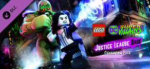 LEGO DC Super-Villains: Justice League Dark Character Pack 2018 pc game Img-1