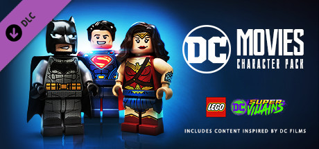 Lego Dc Super Villains Dc Movies Character Pack On Steam