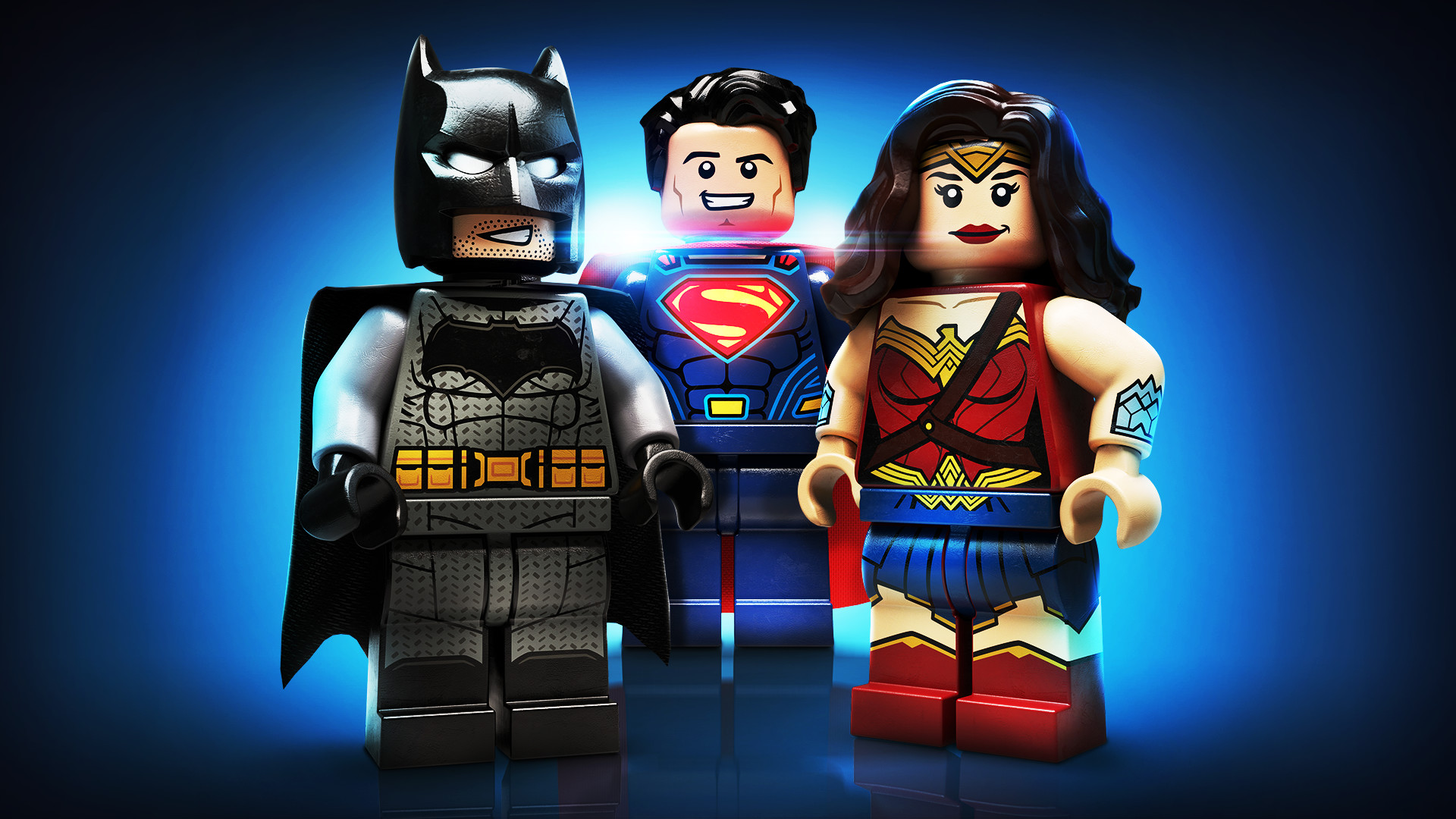 LEGO® DC Super-Villains DC Movies Character Pack