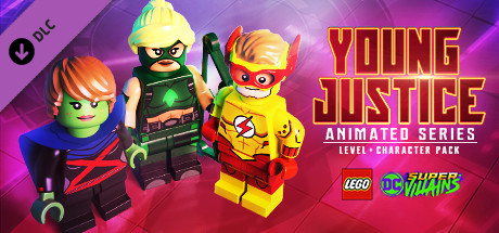 LEGO® DC Super-Villains Young Justice Level Pack on Steam