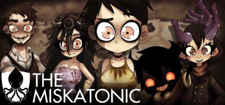 The Miskatonic-DARKSiDERS