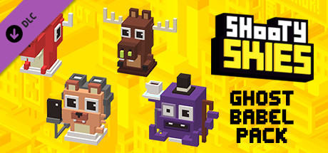 Shooty Skies Solid: Snakes of the Liberty Patriots Portable Peace Ops - Ghost Babel Pack