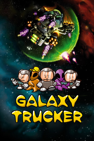 Galaxy Trucker: Extended Edition poster image on Steam Backlog