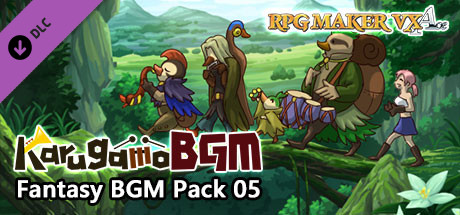 RPG Maker VX Ace - Karugamo Fantasy BGM Pack 05