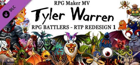 RPG Maker MV - Tyler Warren RTP Redesign 1 on Steam