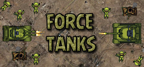 FORCE TANKS cover art