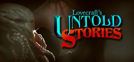 Lovecraft's Untold Stories cover art