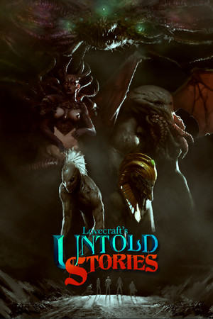 Lovecraft's Untold Stories poster image on Steam Backlog