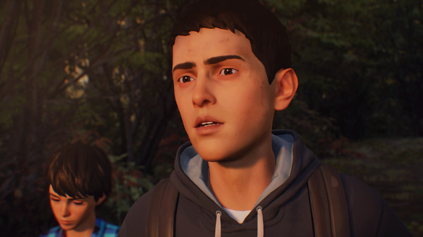 скриншот Life is Strange 2 - Arcadia Bay Patches DLC 2