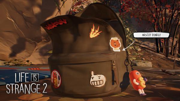 скриншот Life is Strange 2 - Mascot Bundle DLC 0