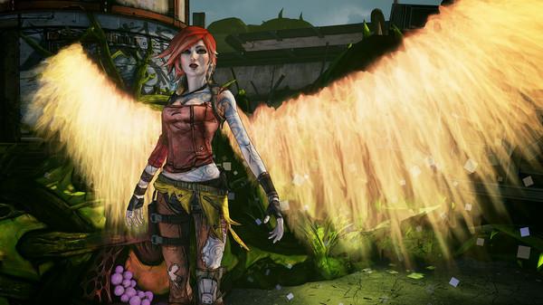 Borderlands 2: Commander Lilith & the Fight for Sanctuary (DLC)
