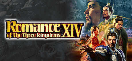 ROMANCE OF THE THREE KINGDOMS XIV Capa