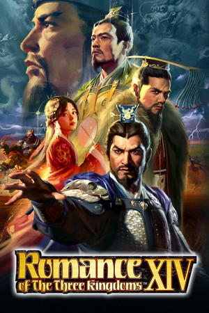 ROMANCE OF THE THREE KINGDOMS XIV poster image on Steam Backlog
