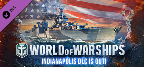 World of Warships - Indianapolis Pack