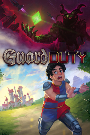 Guard Duty poster image on Steam Backlog