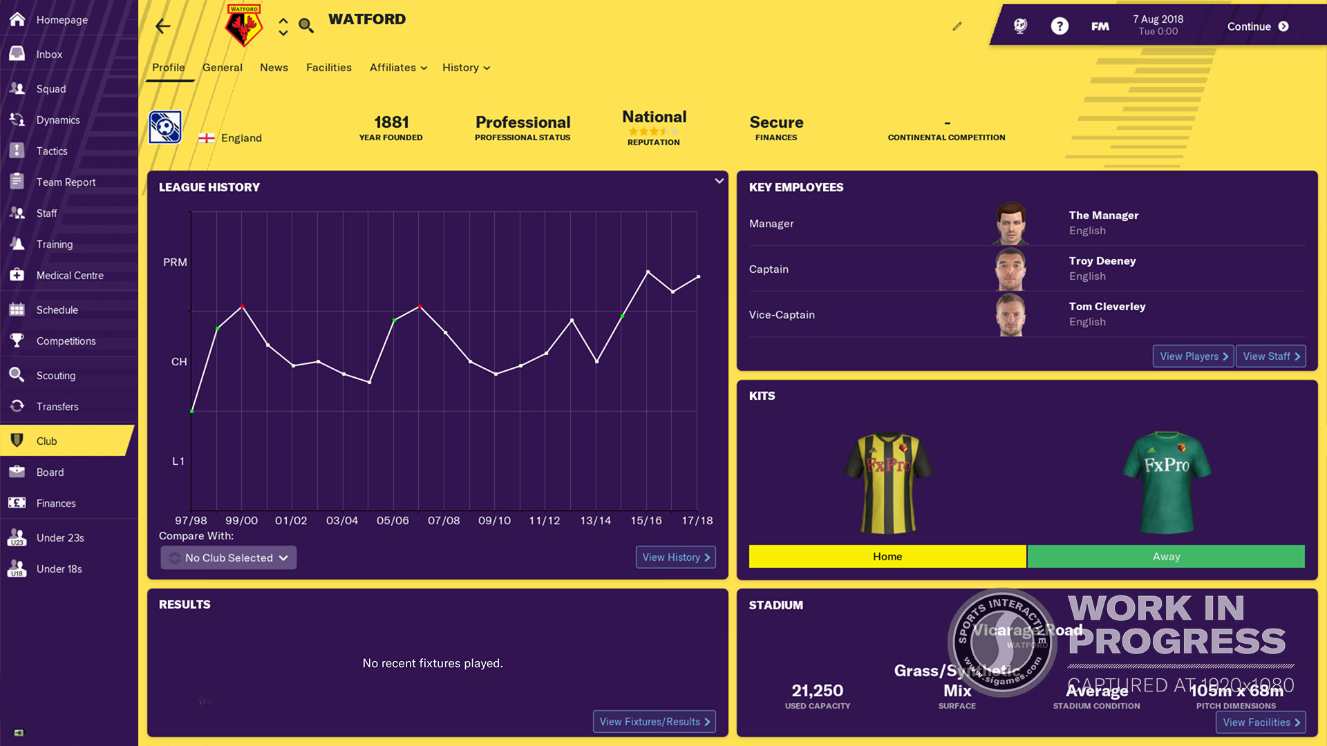 Football Manager 2019 Download PC Game Free + Crack and