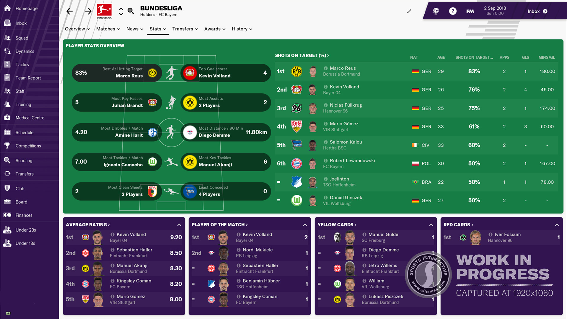 Football Manager 2019 | Football Manager 2019 Touch (SEGA) (RUS|ENG|MULTi12) [Steam-Rip] vano_next