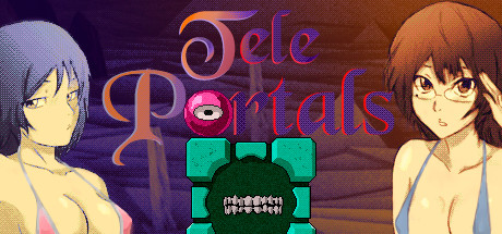 Teaser image for Teleportals. I swear it's a nice game