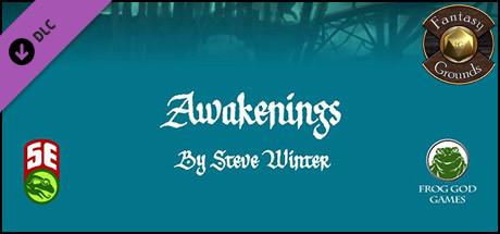 Fantasy Grounds - Quests of Doom 4: Awakenings (5E)