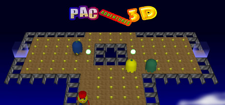 Pac Adventures 3D