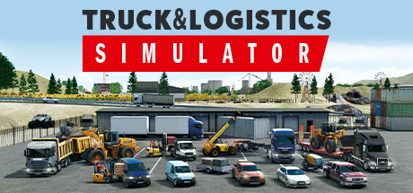 Truck and Logistics Simulator Capa