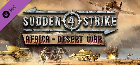 Africa: Desert War   DLC