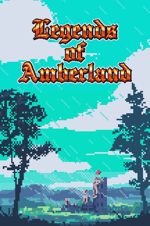 Legends of Amberland: The Forgotten Crown poster image on Steam Backlog