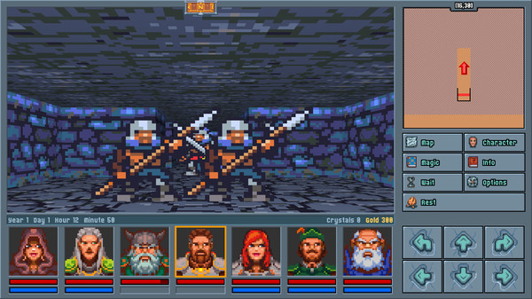 Legends of Amberland: The Forgotten Crown 6