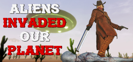 Teaser image for ALIENS INVADED OUR PLANET