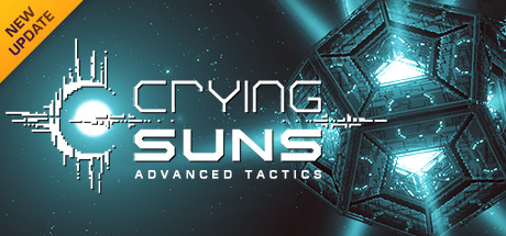 Crying Suns Capa