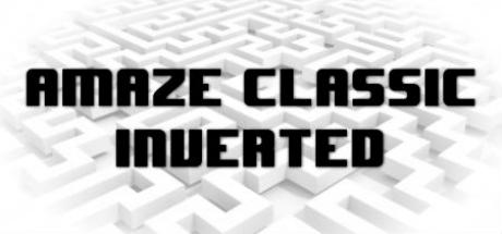 aMAZE Classic: Inverted cover art