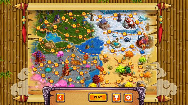 Скриншот из Lost Artifacts: Soulstone