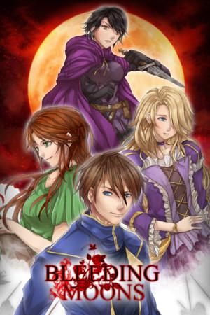 Bleeding Moons poster image on Steam Backlog