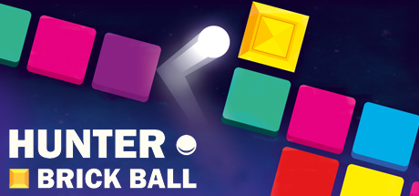 HUNTER BRICK BALL cover art