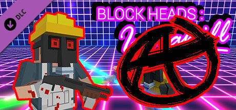 Block Heads: Instakill - Apocalypse Skin Pack