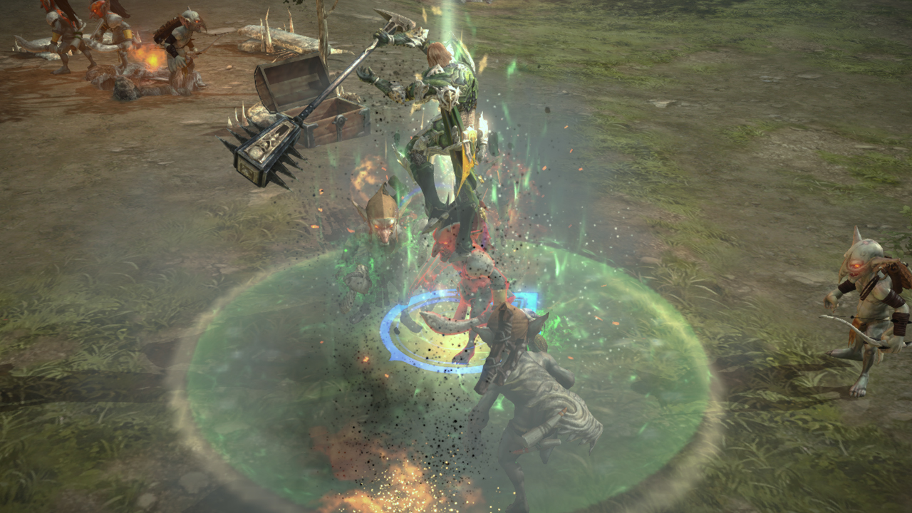 MU Legend on Steam