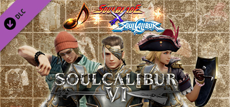 SOULCALIBUR VI - DLC3: Character Creation Set A on Steam