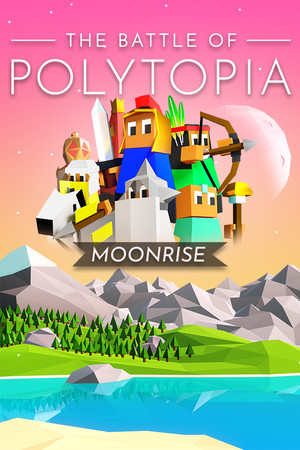 The Battle of Polytopia poster image on Steam Backlog