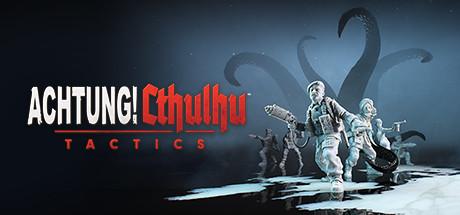 Achtung! Cthulhu Tactics cover art