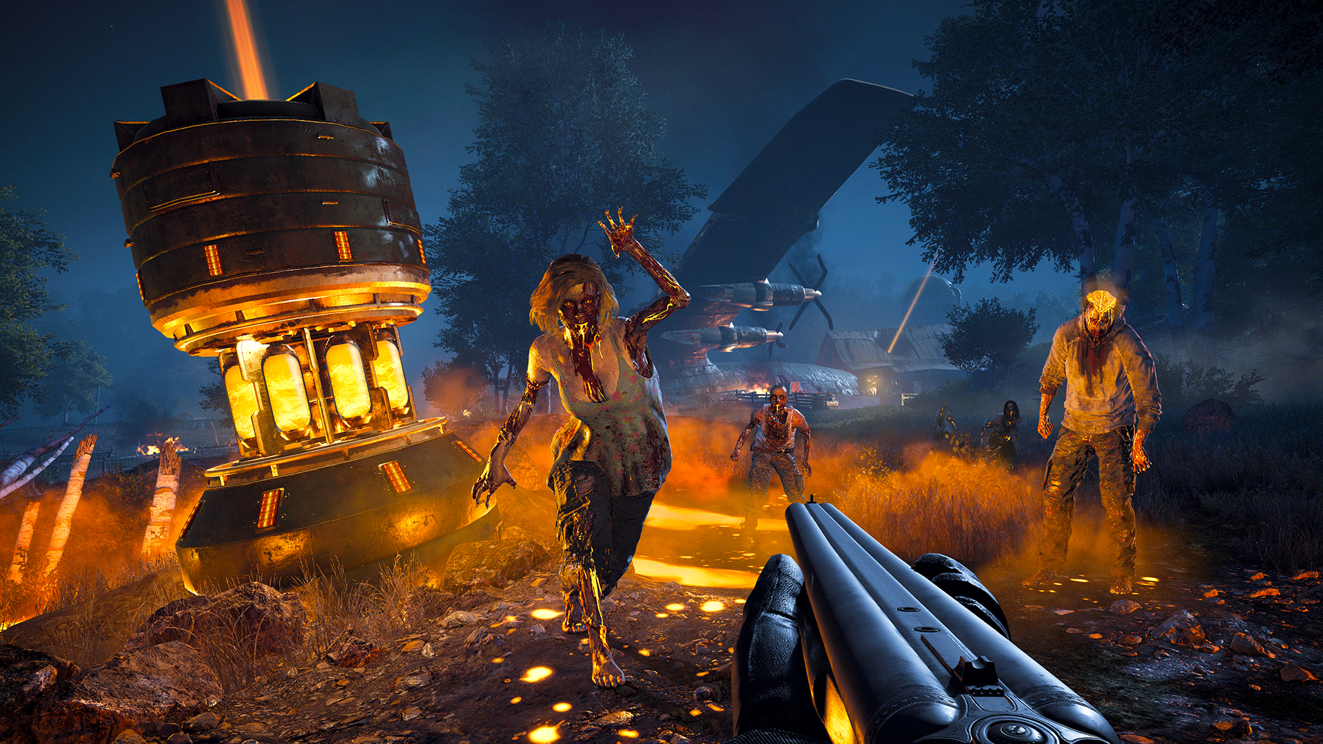 Far Cry 5 - Dead Living Zombies Screenshot 2