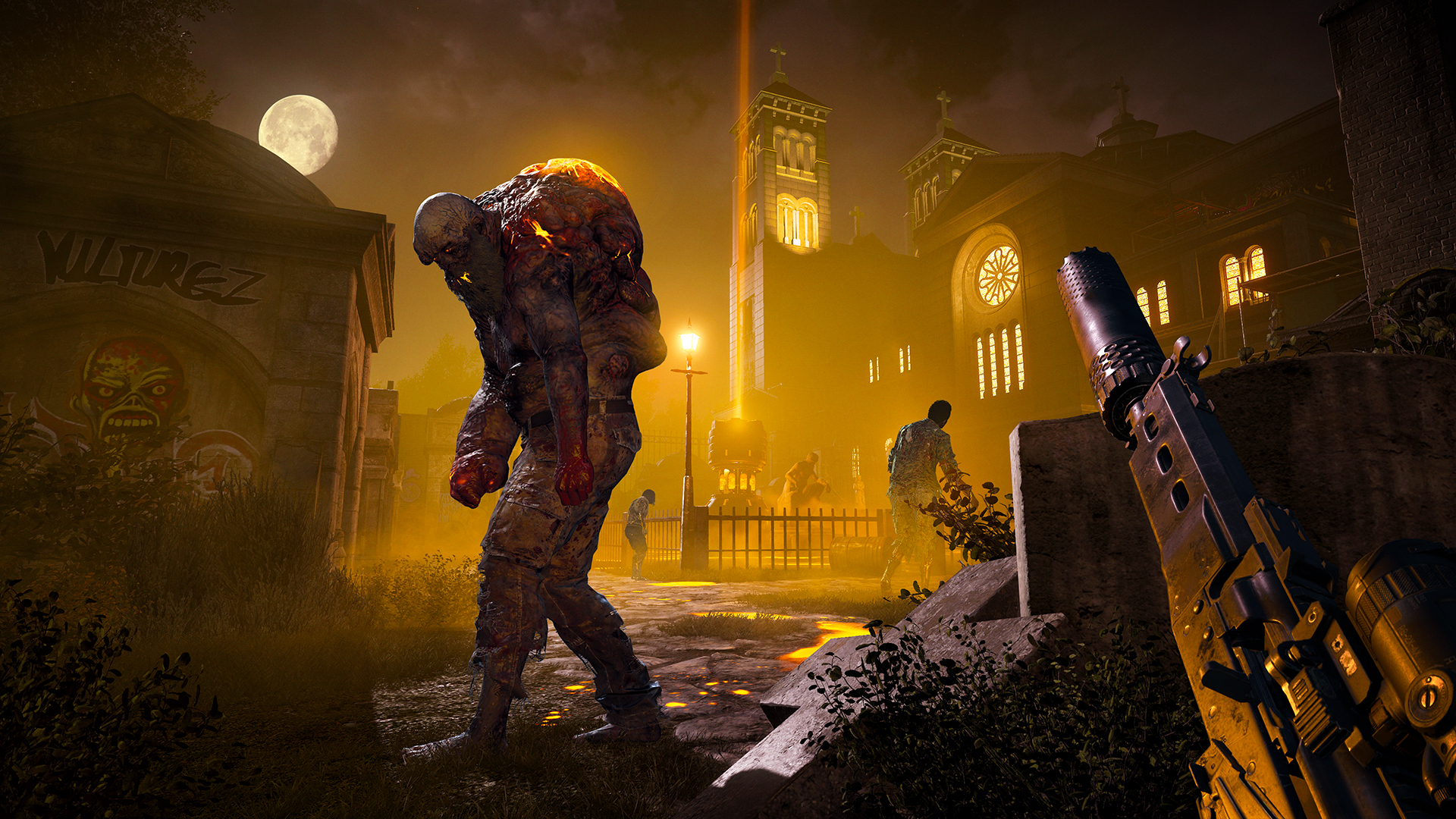 Far Cry 5 - Dead Living Zombies Screenshot 1