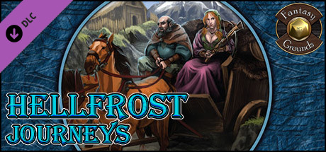 Fantasy Grounds - Hellfrost Journeys (Savage Worlds)