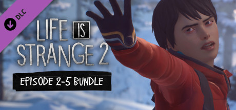 Life is Strange 2 - Episodes 2-5 bundle