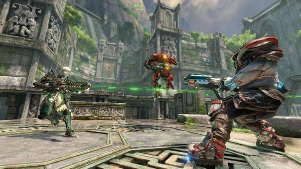 скриншот Quake Champions - Starter Pack 0