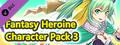 RPG Maker MV - Fantasy Heroine Character Pack 3
