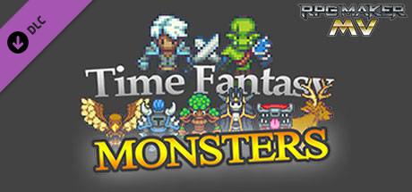 RPG Maker MV - Time Fantasy: Monsters · AppID: 875152